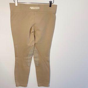 DUBLIN Hipsta Tan Equestrian Riding Pants Size 28 Long